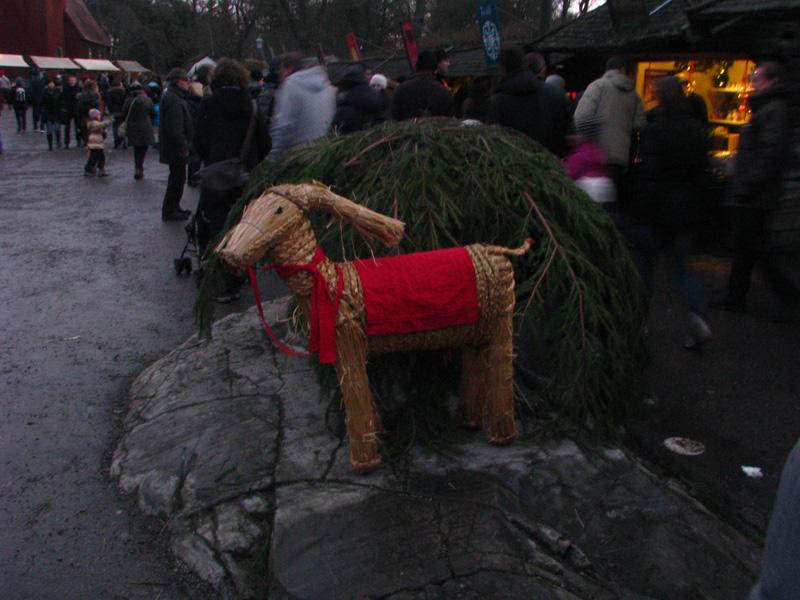 vánoční kozlík